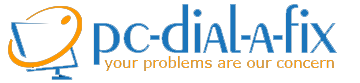 PC-Dial-A-Fix Logo